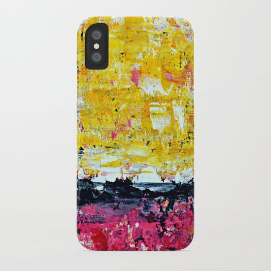 Color Combo #1 iPhone Case