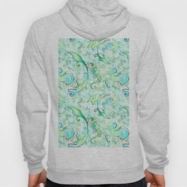 Mermaid Pattern 05 Hoody