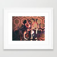 shining Framed Art Prints featuring Shining by Joshua Lew