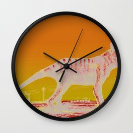 Running Out Of Time Wall Clock
