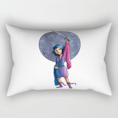 Mercury Princess Rectangular Pillow