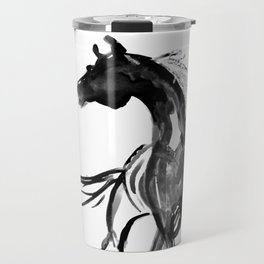 Horse (Ink sketch) Travel Mug