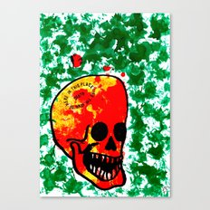 Green hell Canvas Print