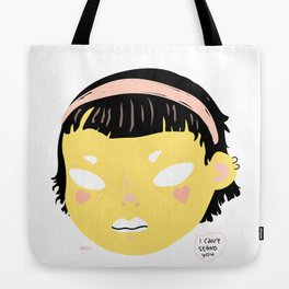 This House Is Hysterical Tote Bag