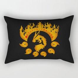 Sage Mode Jinchuriki - Naruto Shippuden Rectangular Pillow