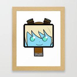 League Tristana Blocks  Framed Art Print