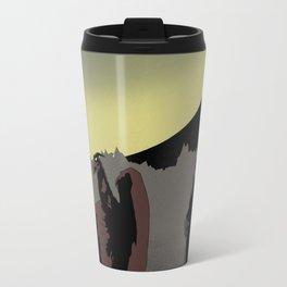 Invasion of Astro-Monster Travel Mug