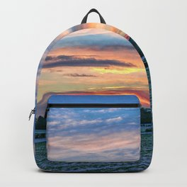 Sunset & Snow Backpack