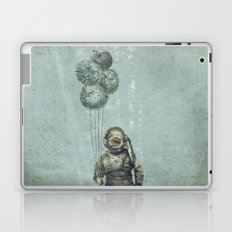 Balloon Fish Laptop & iPad Skin