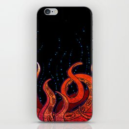 Tentacles iPhone Skin