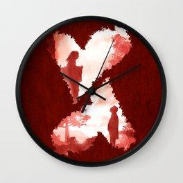 Secret Lovers Meet Wall Clock