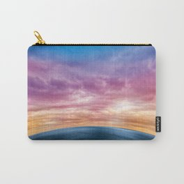 Rainbow Planet Carry-All Pouch