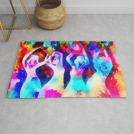 Rainbow Sisterhood Rug
