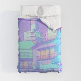 Night in Utopia Comforters