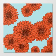 Flower Two Canvas Print
