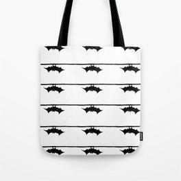 Bat friend Tote Bag