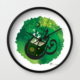 The Miracle Wall Clock