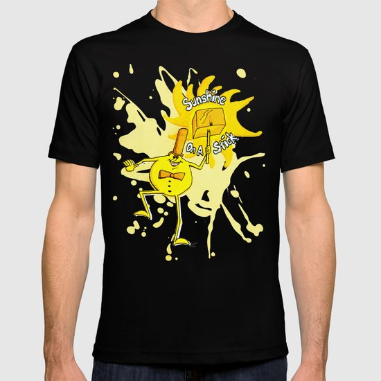 Sunshine on a stick. Time for Timer art series. T-shirt