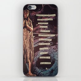 A Loving Prayer iPhone Skin