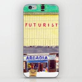 THE FUTURIST iPhone Skin