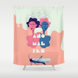 Anamoly Shower Curtain
