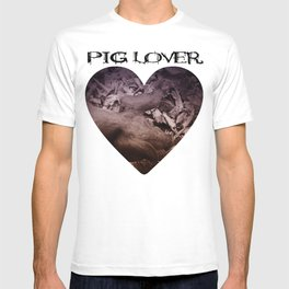 MY LITTLE PIG (Us And Them) T-shirt