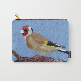 European Goldfinch Carry-All Pouch