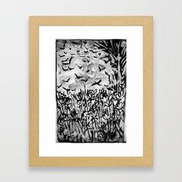 painting-2015 Limited Edition Society6 Artist Calendar Framed Art Print