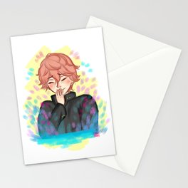 Kisumi Shigino by Ane Teruel Stationery Cards
