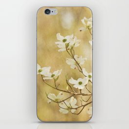 Days of Dogwoods iPhone Skin