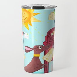 Special Delivery Travel Mug