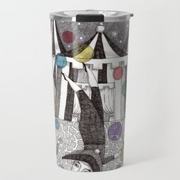 Night Carnival Travel Mug