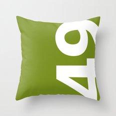 7491 Throw Pillow