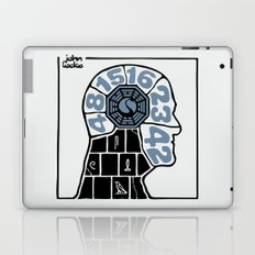 Push The Button Laptop & iPad Skin