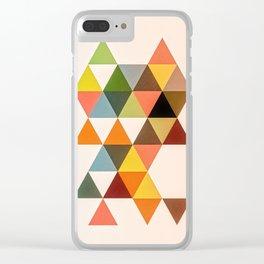 Firenze Clear iPhone Case