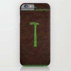 The Shawshank Redemption - (Version B) Slim Case iPhone 6s