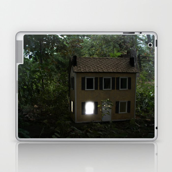 I'll Leave a Light On For You Laptop & iPad Skin
