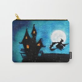 Wicked Witch Is Here Carry-All Pouch