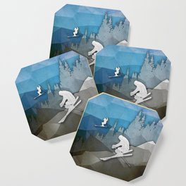 The Skiers Coaster