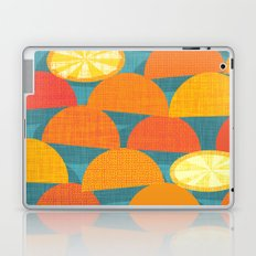 Squeeze Me.Teal Laptop & iPad Skin