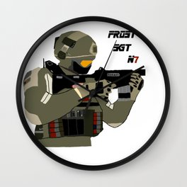 FROST SGT Wall Clock