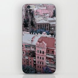 Kiev city iPhone Skin