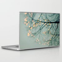 the lights Laptop & iPad Skins featuring Lights  by Laura Ruth