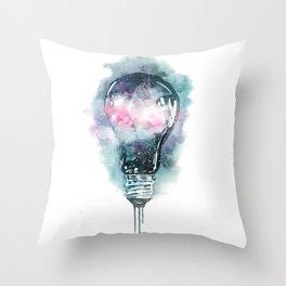 The Universal Light Throw Pillow
