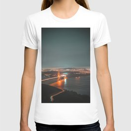 San Francisco : History on the Horizon T-shirt