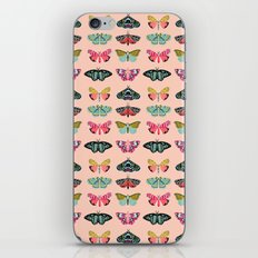 Lepidoptery No. 1 by Andrea Lauren  iPhone & iPod Skin