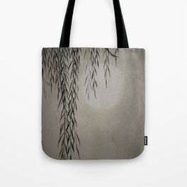 Willow in the moonlight Tote Bag