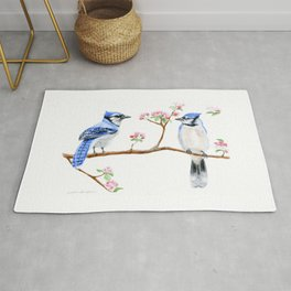 Hope and Courage by Teresa Thompson Rug