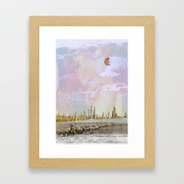 Oregon Trail, Alantis Framed Art Print