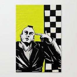 Travis Bickle Canvas Print